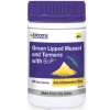 Green Lipped Mussel and Turmeric with BioP 100 Vege Capsules